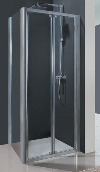 Aquatek DYNAMIC B6 90 - Sprchové dveře zalamovací 87-91cm
