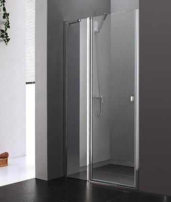 Aquatek Glass B5 90 sprchové dveře do niky jednokřídlé 87 - 91 cm
