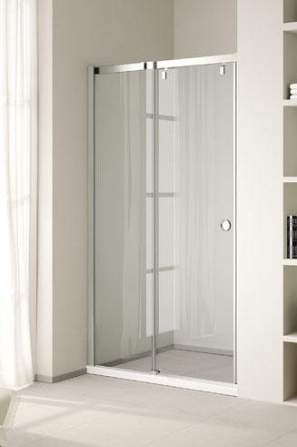 Aquatek INFINITY B2 - Luxusní sprchové dveře zasouvací 107-111cm, sklo 8mm