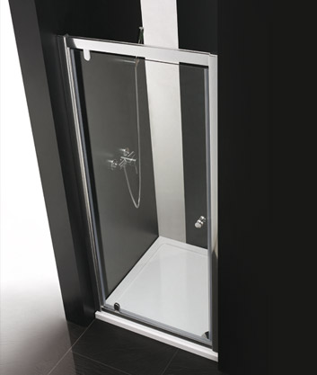 Aquatek Master B1 90 sprchové dveře do niky jednokřídlé 86-90 cm