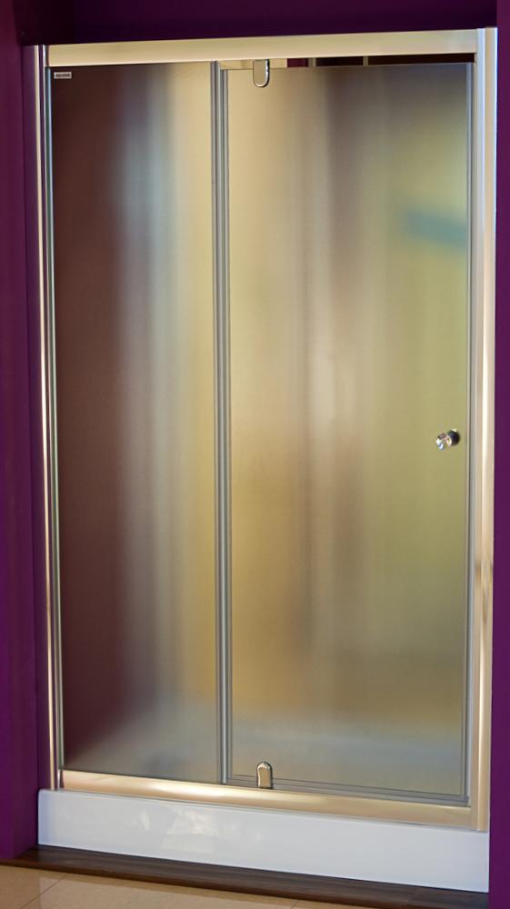 Aquatek Master B5 110 Sprchové dveře do niky- 106,5-110,5cm, matné sklo