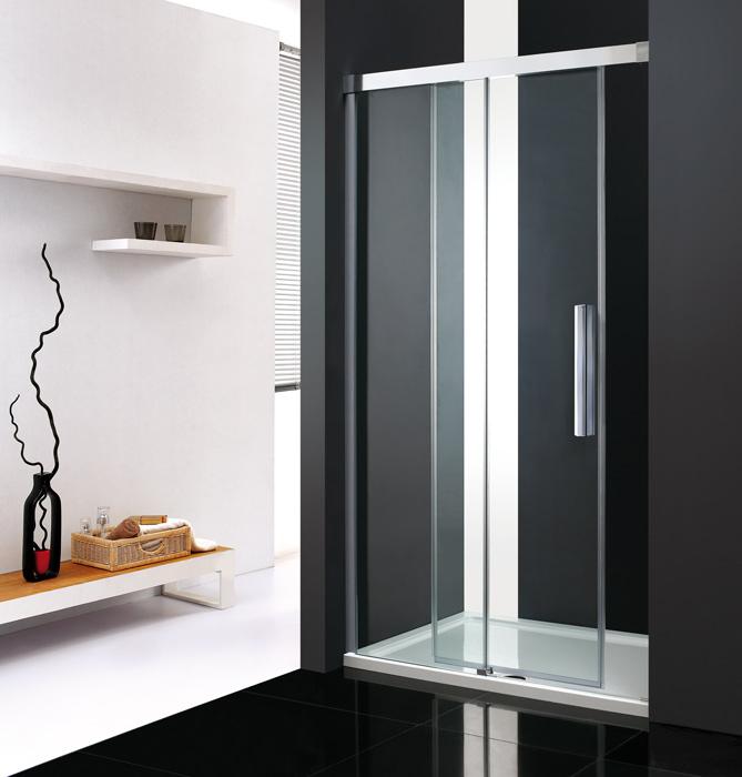 Luxusné sprchové dvere zasúvacie s brzdou - NOBEL Aquatek