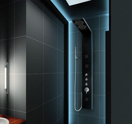 Aquatek Hawai Hydromasážní sprchový panel s vodopádem