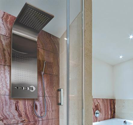 Aquatek Kaledonia Hydromasážní sprchový panel