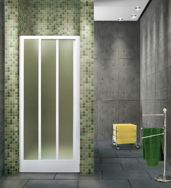 Aquatek ROYAL B3 - Sprchové dveře zasouvací 81-90cm