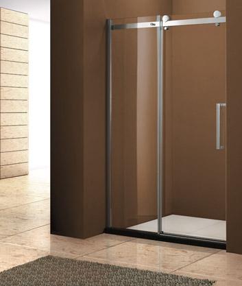Aquatek Tekno B2 - Luxusní sprchové dveře zasouvací 111-115cm, sklo 8mm
