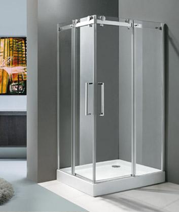 Aquatek TEKNO R34 120x90cm Luxusní sprchová zástěna čiré sklo 8mm