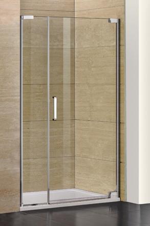 Aquatek PARTY B7 140 sprchové dveře do niky jednokřídlé 138-142 cm