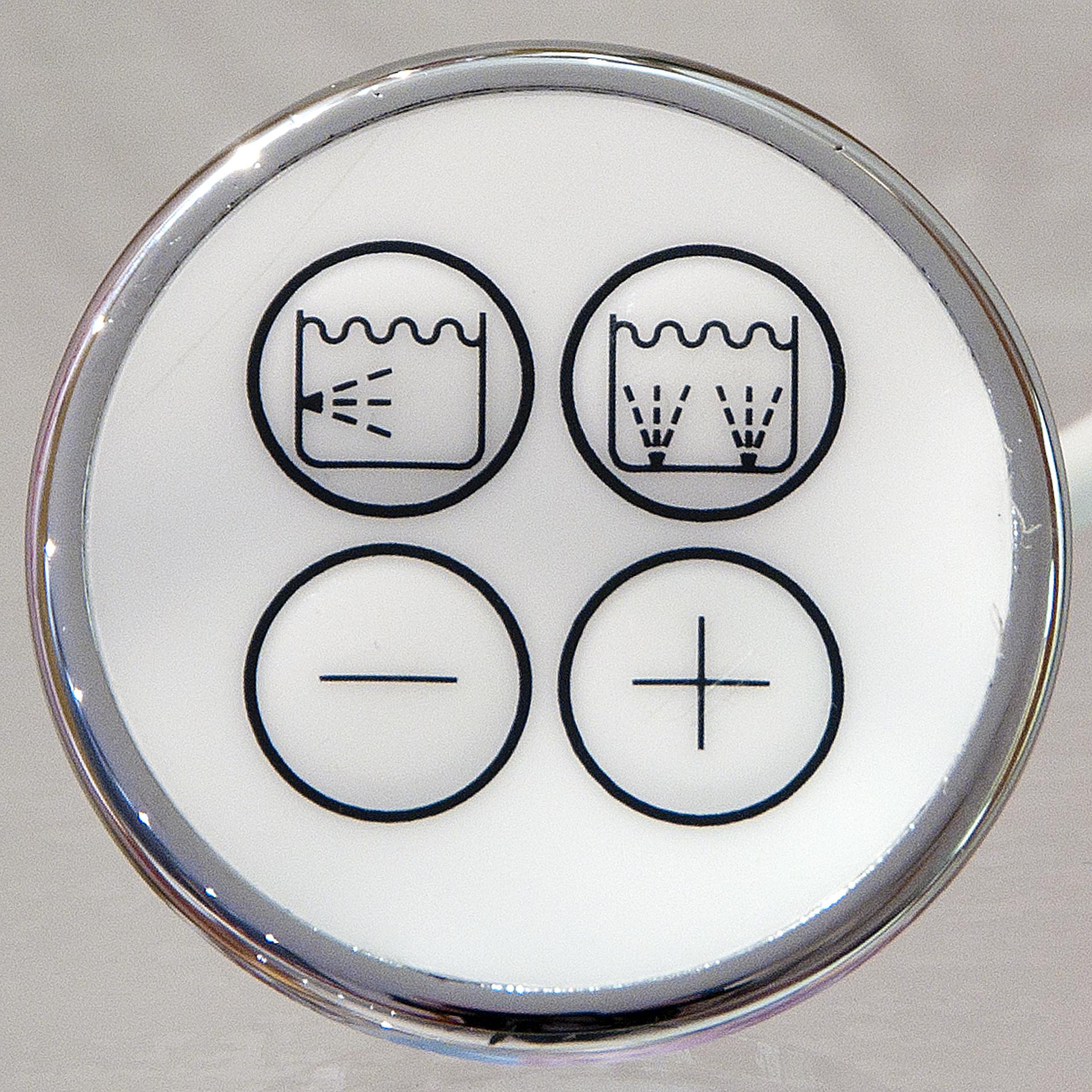 Kombinovaný masážní systém MEDIUM NANO KOMBI (4-tlačítko)