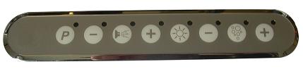 Kombinovaný masážní systém MEDIUM NANO KOMBI (PROFI)