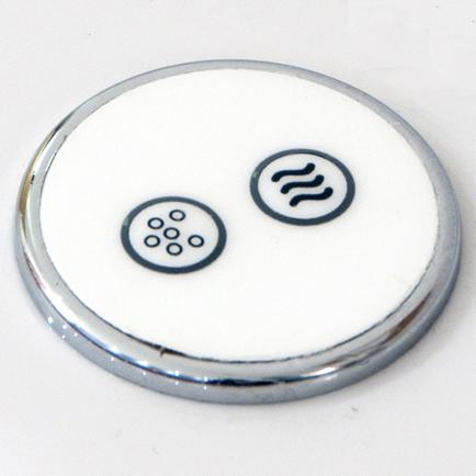 Kombinovaný masážní systém MEDIUM NANO KOMBI (2-tlačítko)