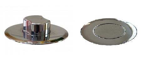 Hydromasážní systém KOMBI s pneumatickým ovládáním