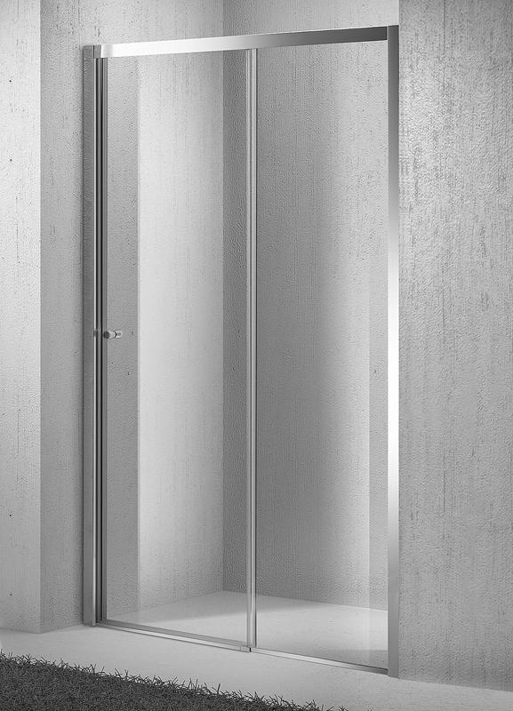 Sprchové dveře zasouvací Move D2 96-101cm