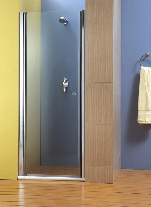 Sprchové dveře PURE 90 jednokřídlé 86-91 x 190 cm