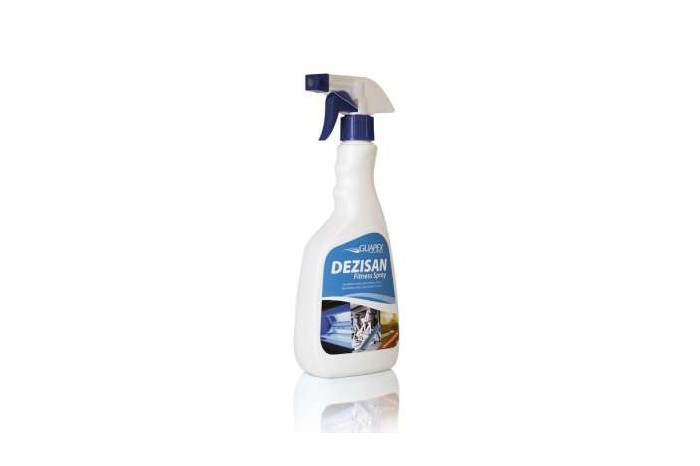 Dezinfekce DEZISAN Fitness Spray 0,5 l