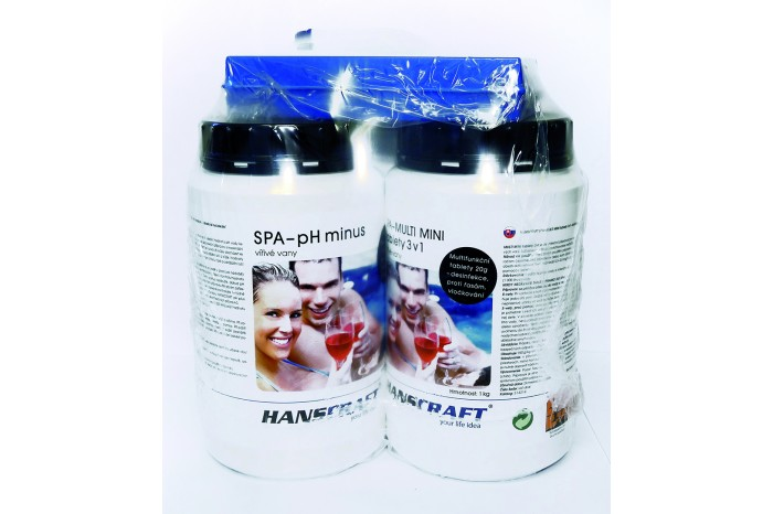 HANSCRAFT SPA - Whirlpool set profi 1