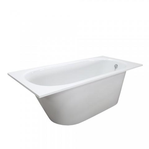 STONE volně stojící vana z litého mramoru 160x75 cm