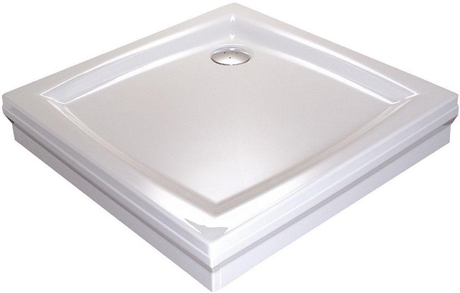 Ravak PERSEUS 80 PP Sprchová vanička čtvercová 80×80 cm - bílá A024401510