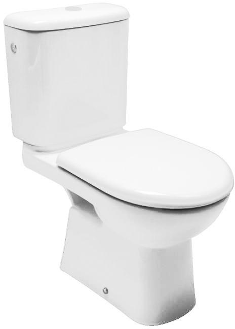 Jika H8226160002411 WC kombi zadní - hluboké splachování