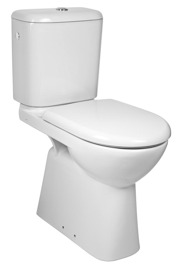 Jika H8236170000001 WC kombi mísa zvýšená 50 cm, spodní - hluboké splachování
