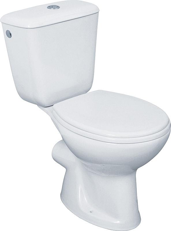LOARA 7311 AKCE - WC kombi zadní