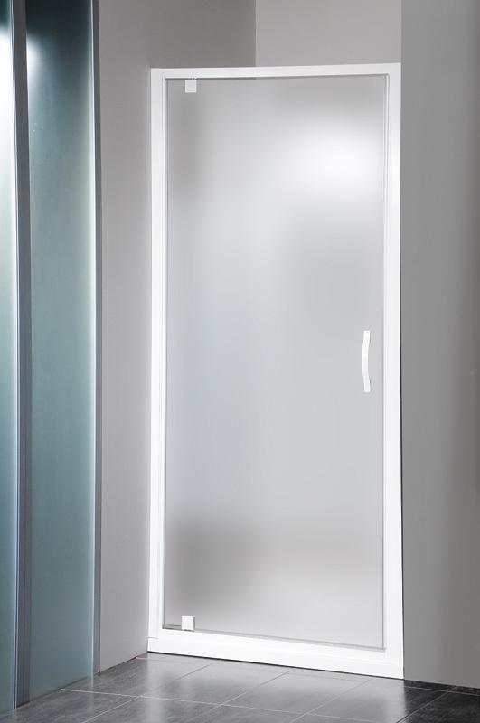 Gelco GE7680 Sprchové dveře jednodílné otočné - sklo Brick GE7680