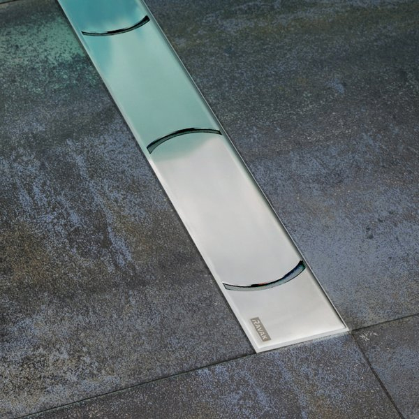 Ravak OZ CHROME 1050 Odtokový žlab - nerez X01429