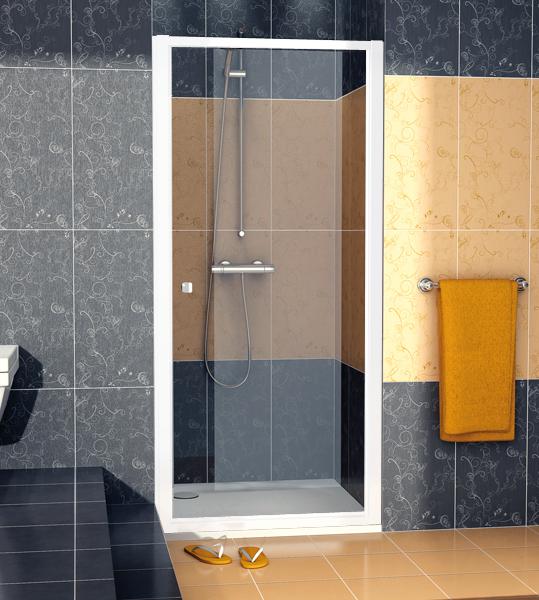 SanSwiss ECOP 0700 04 07 Jednokřídlé dveře 70 cm