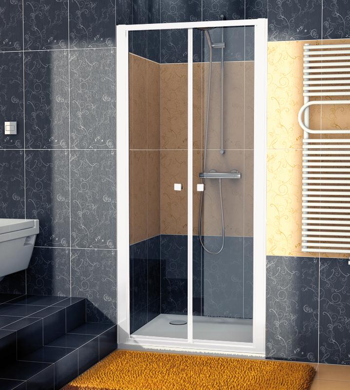 SanSwiss ECP2 0700 04 07 Dvoukřídlé dveře 70 cm