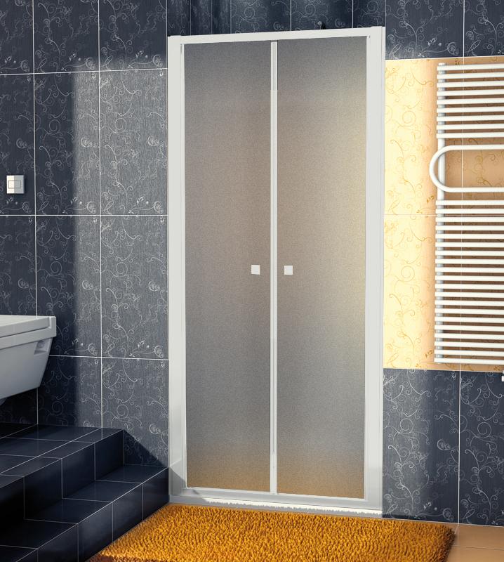 SanSwiss ECP2 0700 01 22 Dvoukřídlé dveře 70 cm