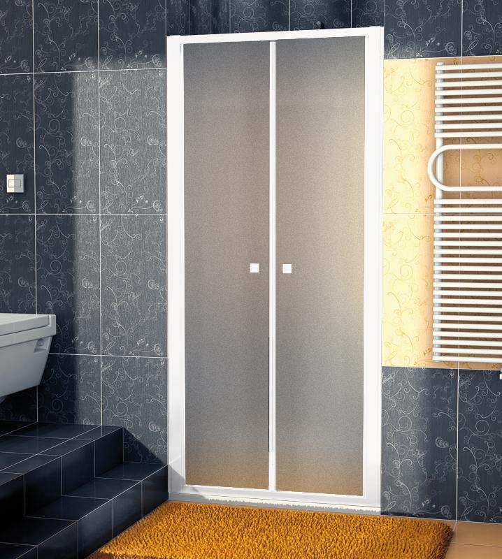 SanSwiss ECP2 0700 04 22 Dvoukřídlé dveře 70 cm