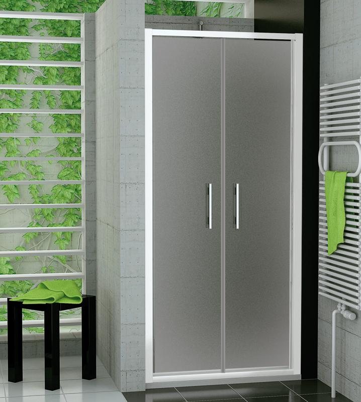 SanSwiss TOPP2 0700 04 22 Dvoukřídlé dveře 70 cm