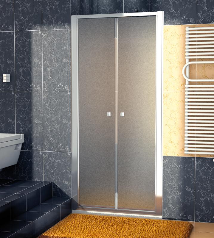 SanSwiss ECP2 0700 50 22 Dvoukřídlé dveře 70 cm