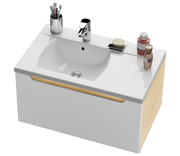 Ravak SD 800 CLASSIC PRAVÁ Skříňka pod umyvadlo š. 80cm, č.306 X000000306
