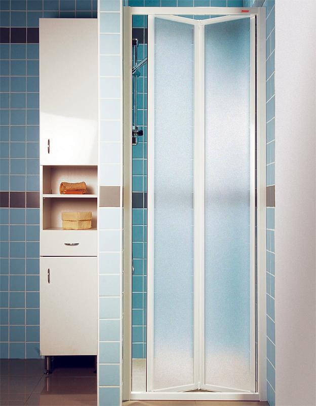 Ravak SDZ2-70 GRAPE Sprchové dveře zalamovací 70 cm bílé