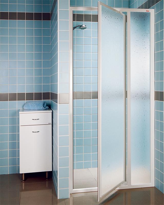 Ravak SDOP-90 PEARL Sprchové dveře jednokřídlé 90 cm bílé 03V7010011
