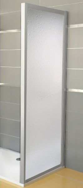 Ravak APSS-75 PEARL SATIN Pevná stěna sprchová 75 cm Satin 94030U0211