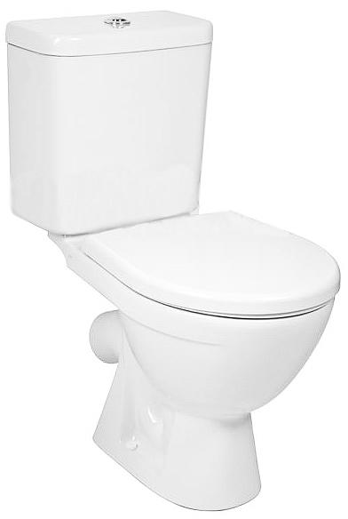 Jika H8263840002423 WC kombi zadní šikmý - hluboké splachování