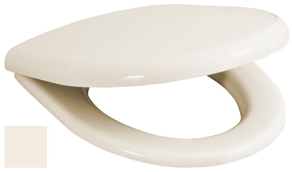 Jika H8932843490001 WC sedátko antibakteriální SLOWCLOSE - barva pergamon
