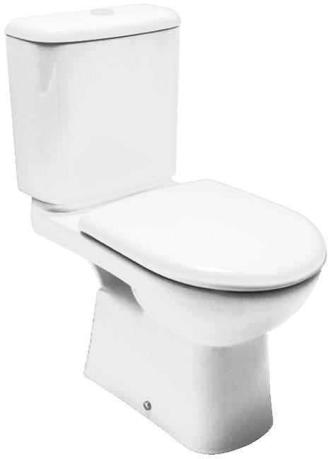 Jika H8226160002421 WC kombi zadní - hluboké splachování