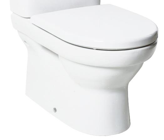 Jika H8242160000001 WC kombi mísa kapotovaná ke stěně, odpad Vario