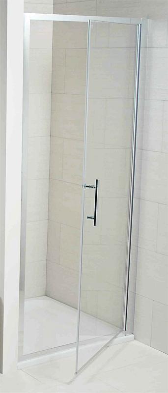 Jika H2542420026681 Sprchové dveře jednokřídlé 90, transparent