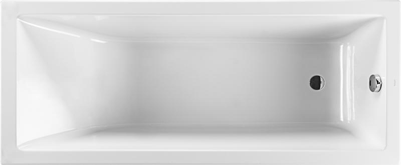 Jika H2224200000001 Vana 170 x 75 cm bez podpěr