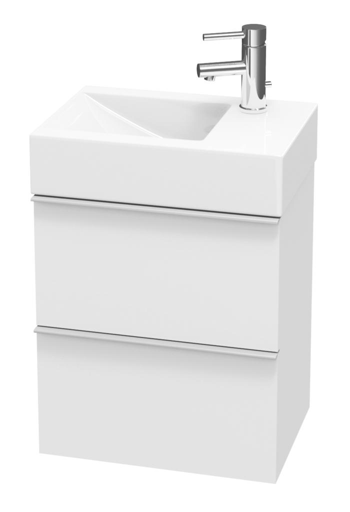 Jika H4558021745001 Skříňka pod umyvadlo 50 cm se 2 zásuvkami