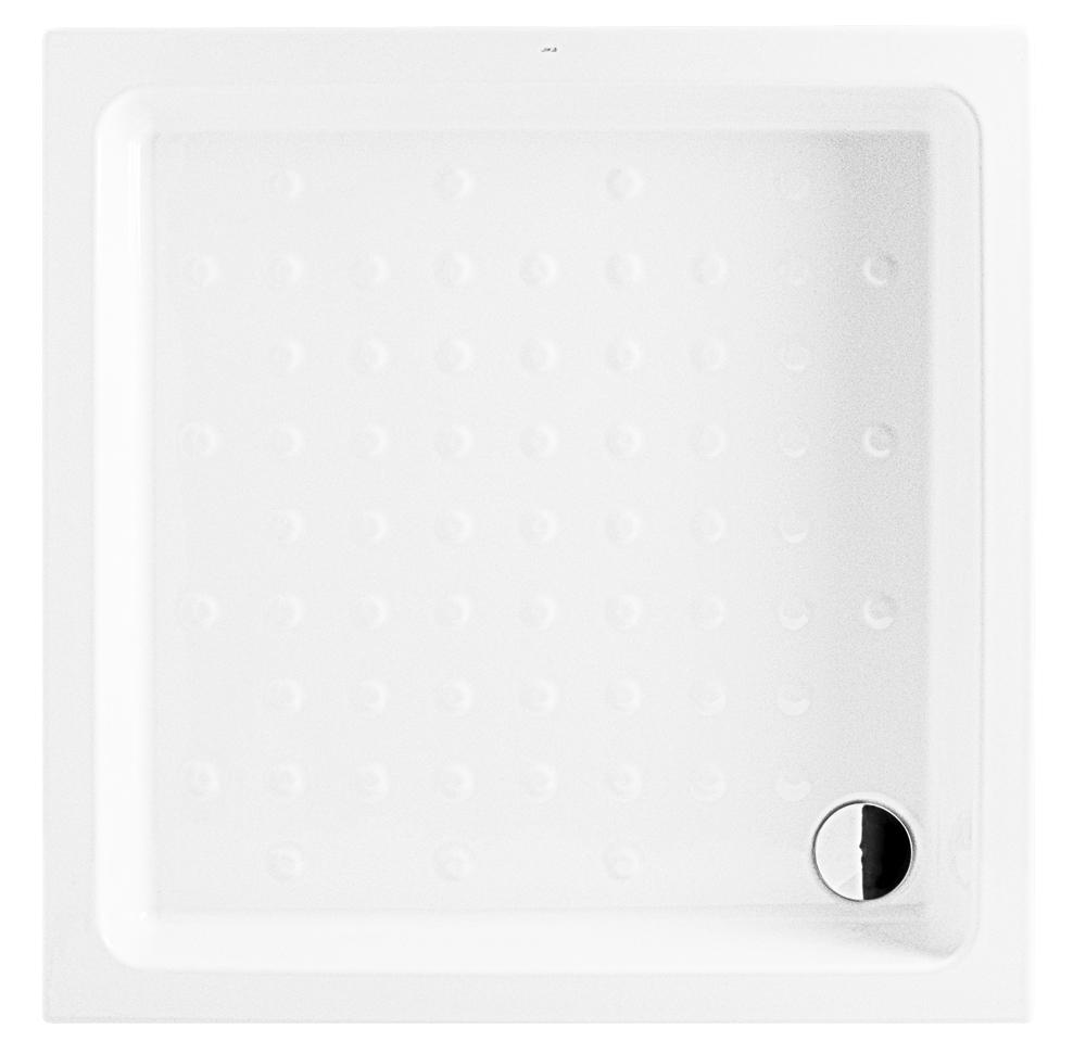 Jika H8520810000001 Sprchová vanička keramická čtvercová 80 × 80 cm