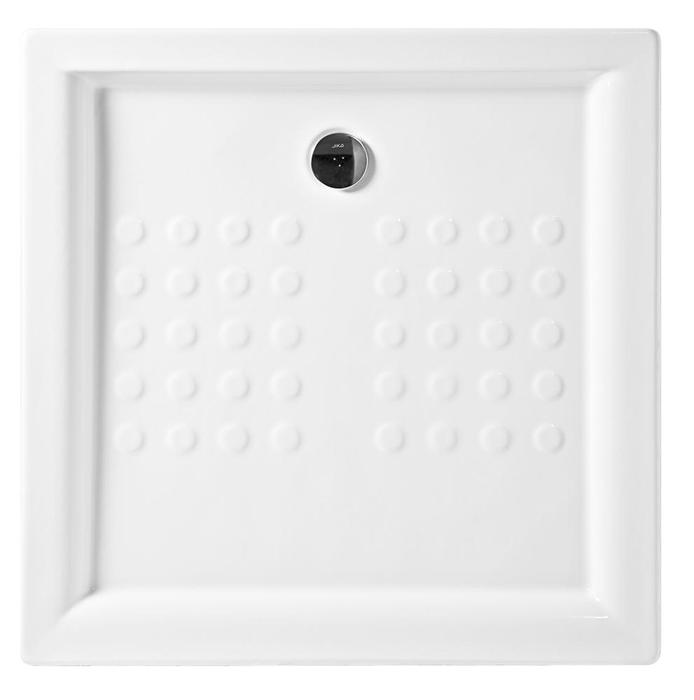 Jika H2120900000201 Sprchová vanička keramická čtvercová 90 × 90 cm