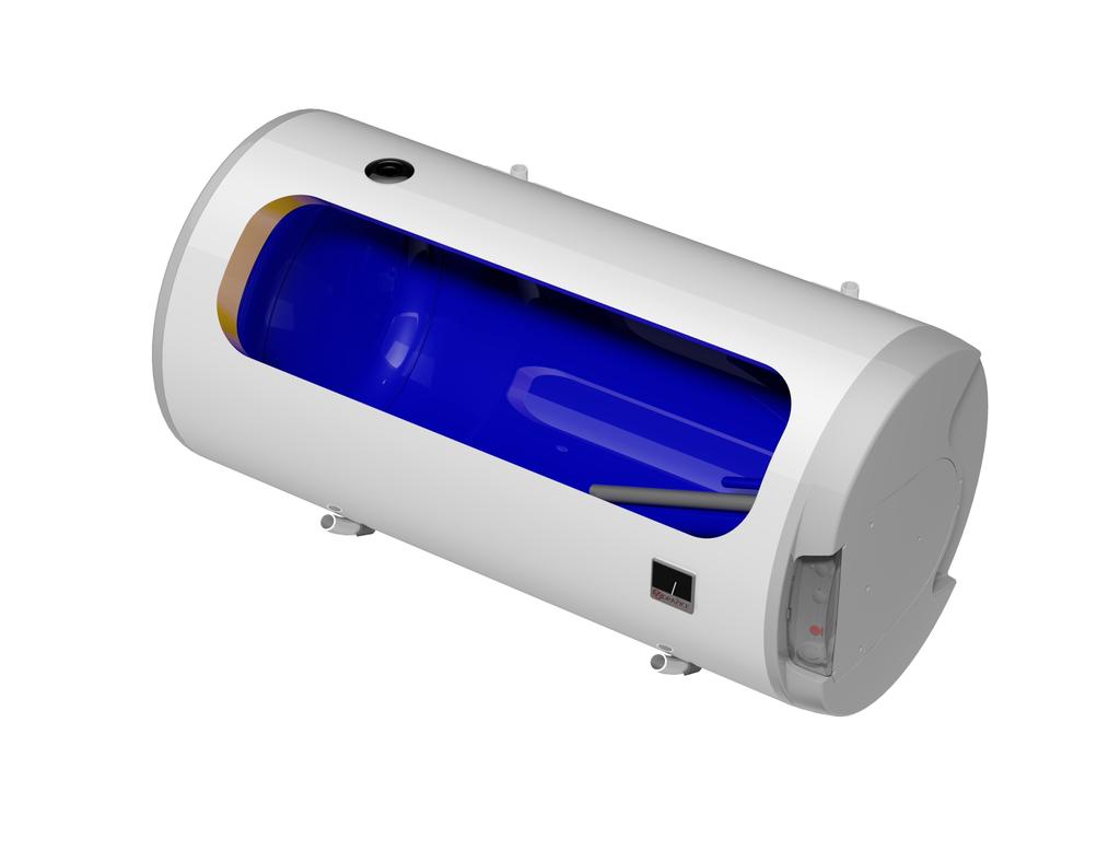 Dražice OKCEV 200 Elektrický ležatý ohřívač