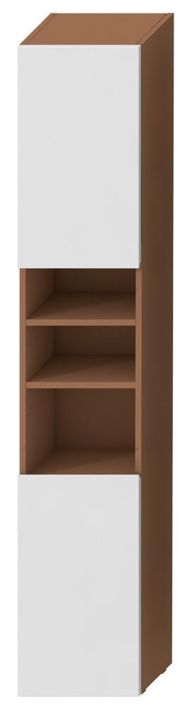 Jika H4531610383131 Skříňka vysoká, 6 polic, 2 dveře