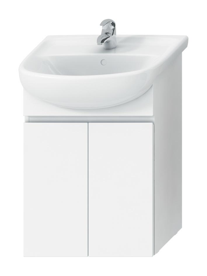 Jika H4531110383001 Skříňka pod umyvadlo 55 cm s 2 dveřmi