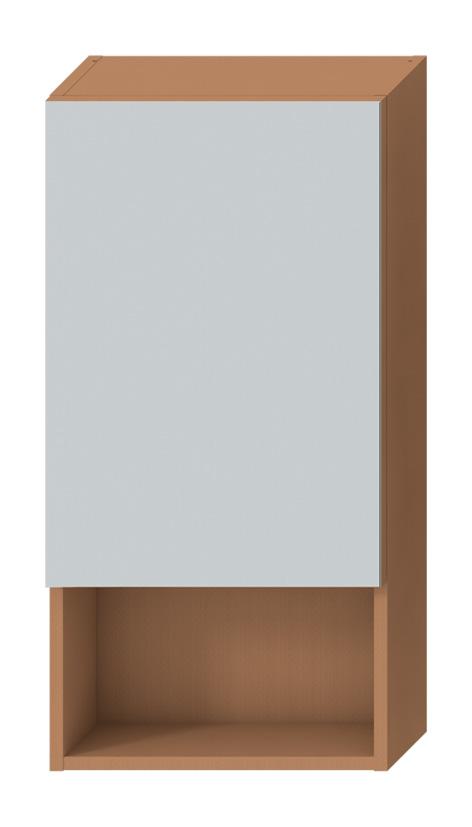 Jika H4532210383081 Zrcadlová skříňka 80 × 40 cm